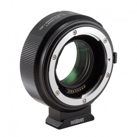 MB_EPEF-FG-BT1 Metabones Canon EF Objektiv auf Fuji G-Mount Expander 1,26x (GFX) (MB_EPEF-FG-BT1)