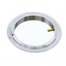 Adaptador de objetivos Canon FD  para Canon EOS  (SOLO PARA MACRO)
