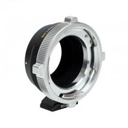 Adaptador Metabones de ópticas Arri PL a  Leica con montura L Cine T (MB_PL-L-BT1)