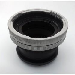 Adaptador (RA) de objetivos Kowa 66  para cámaras Fuji montura GFX