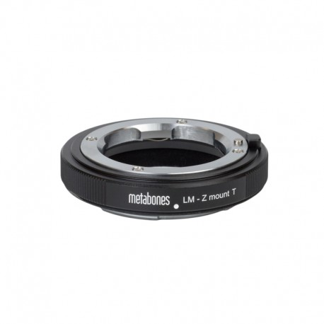 MB_LM-NZ-BT1  Metabones Adapter für Leica-M Objektiv an  Nikon Z