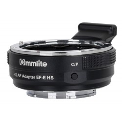 CM-EF-E HS  Commlite  High Speed AF Lens Mount Adapter For EF/EF-S Lens to E-Mount Camera