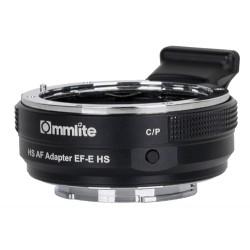 CM-EF-E HS  Commlite   Hochgeschwindigkeits AF Objektivhalterungsadapter Für EF / EF-S-Objektive zur E-Mount-Kamera