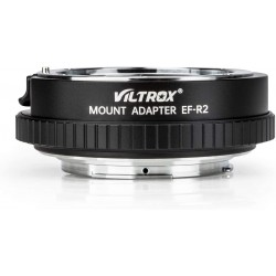 VILTROX EF-R2  Canon EF EFs elektronic Adapter für Canon EOS-R/RP mit Steuerring
