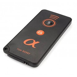 IR Remote Control for Sony Cameras