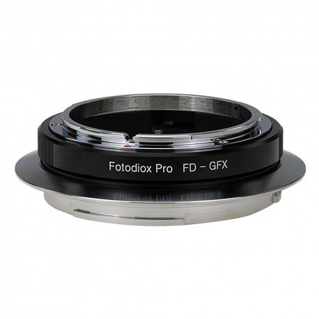 Fotodiox Pro Lens Adapter - Compatible with Canon FD & FL 35mm SLR Lenses to Fujifilm G-Mount Digital Camera Body