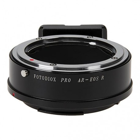 Fotodiox Pro Konica-AR Lenses to Canon EOS R Camera Mount Adapter with Tripod Mount