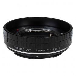 Adaptador Fotodiox Pro de objetivos Contax-G para EOS-R (CntxG-EOSR)