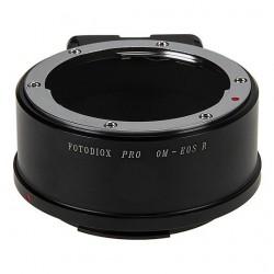 Fotodiox Pro Olympus-OM Objektive zu Canon EOS R Kamera Mount Adapter (OM-EOS R)