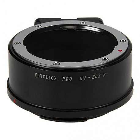 Fotodiox Pro Olympus-OM Lenses to Canon EOS R Camera Mount Adapter (OM-EOS R)