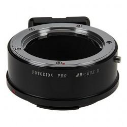 Fotodiox Pro Minolta-MD Objektive zu Canon EOS R  Kamera Mount Adapter (MD-EOS R)