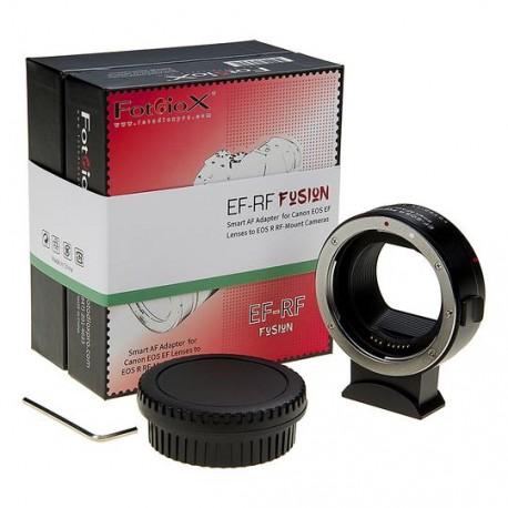 Fotodiox Pro FUSION Canon EF EFs elektronic Adapter für Canon EOS-R/RP (EF-RF FUSION)