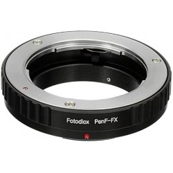 Fotodiox Adapter for Olympus PEN-F lens to Fuji-X cameras