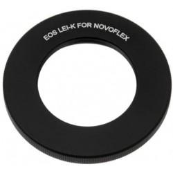 Adaptador  Fotodiox Novoflex sistema PIGRIFF para Canon EOS