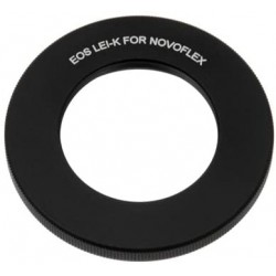 Fotodiox Objektivhalterung Adapter Novoflex PIGRIFF Objektiv an Canon EOS Kamera