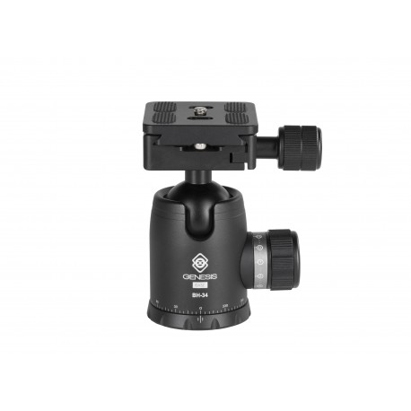 Genesis BH-34 Professional Ball Head (grey)