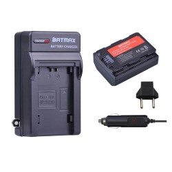 Kit  BATMAX cargador + bateria NP-FZ100  para Sony