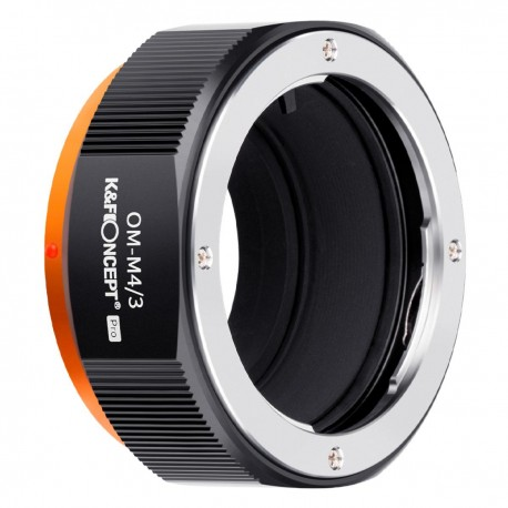 K&F Concept  Adapter for OM lens to Olympus micro 4/3 PRO