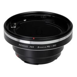Adaptador Fotodiox Pro de Bronica GS-1 para Canon EOS