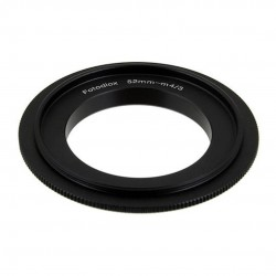 Fotodiox Reverse ring for 52mm lens to Olympus/Panasonic Micro 4/3.
