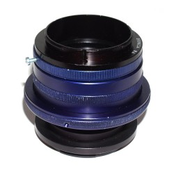 Zenza Bronica RF S1, S2  lens (RA) adapter for Fuji  GFX  mount cameras with fast helical