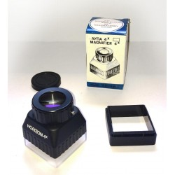 HORIZON 4x Focusing Magnifier Loupe