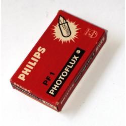 5 Vintage Einweg Blitzbirnen