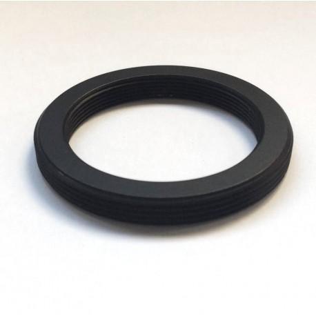 M32 x0.75 Female Nikon LU BD Plan Objective to M42 x1 Male Thread Adapter Flat