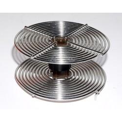 Original Kindermann stainless steel film reel