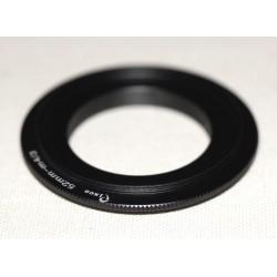 Anillo inversor 52mm para micro-4/3