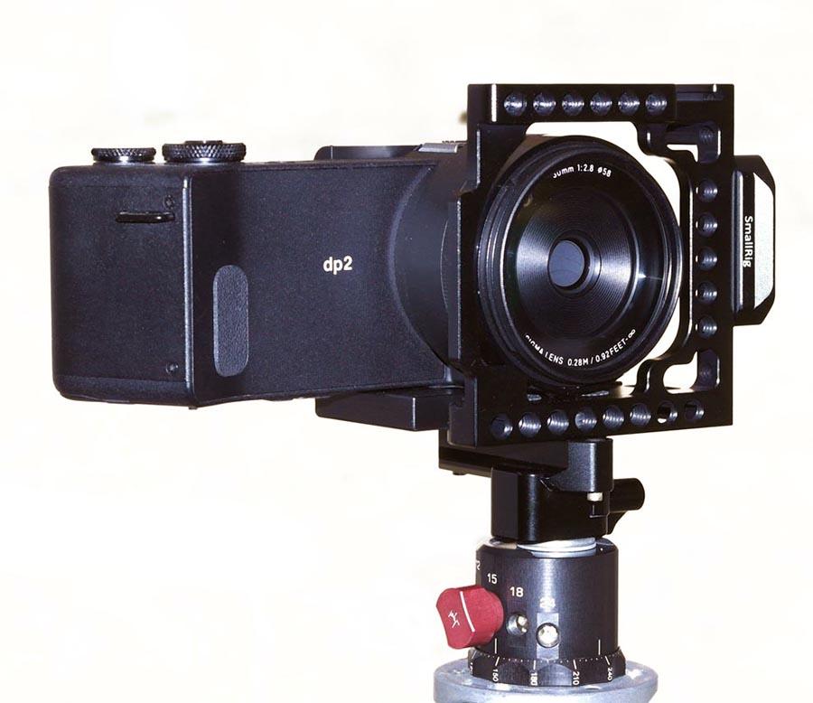 Personalización cámara